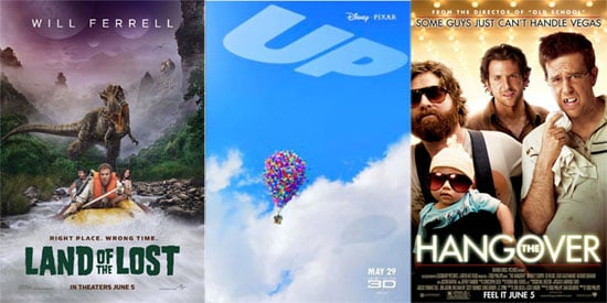 Box Office Predictions: Up, Land of the Lost, The Hangover