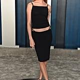 Behati Prinsloo Gal Gadot at the Vanity Fair Oscars Afterparty 2020