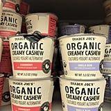 Trader Joe's Organic Creamy Cashew Cultured Yoghurt Alternative ($2)