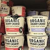 Trader Joe's Organic Creamy Cashew Cultured Yogurt Alternative