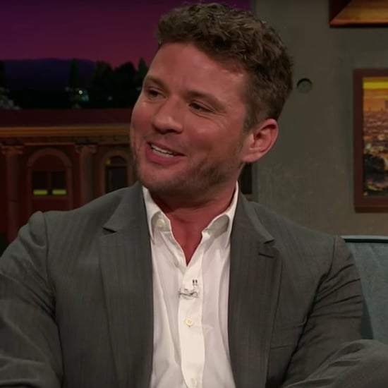 Ryan Phillippe on The Late Late Show November 2016