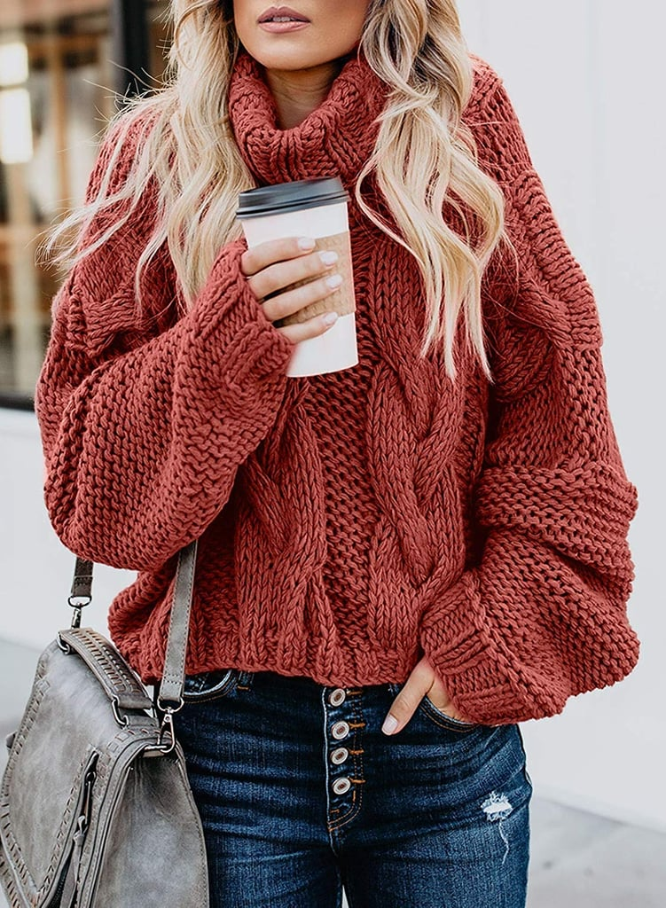 A Chunky Knit Perfect For Fall
