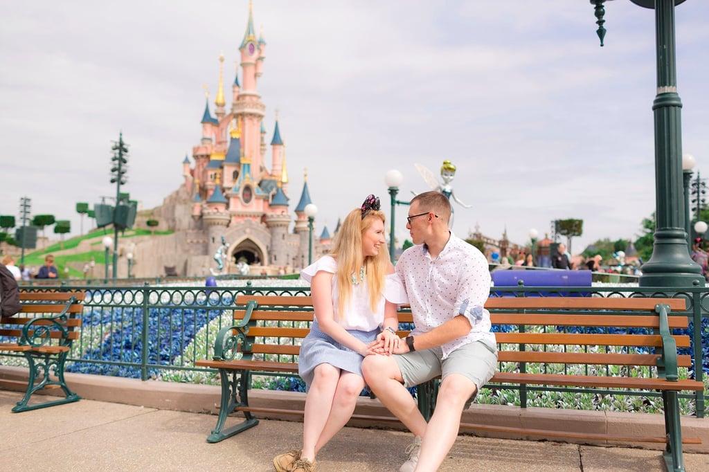 Disneyland Paris Proposal