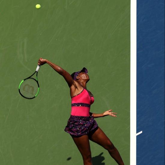 Venus Williams's Workout Routine