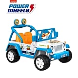 Power Wheels Disney/Pixar Toy Story Jeep Wrangler