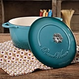 The Pioneer Woman Timeless Beauty Gradient 5-Quart Dutch Oven with Daisy and Bakelite Knob ($44)