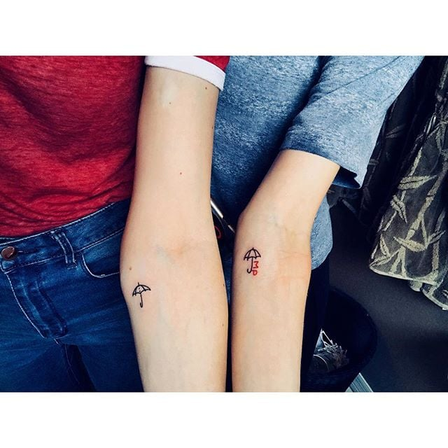 Best Friend Tattoos Popsugar Love Sex