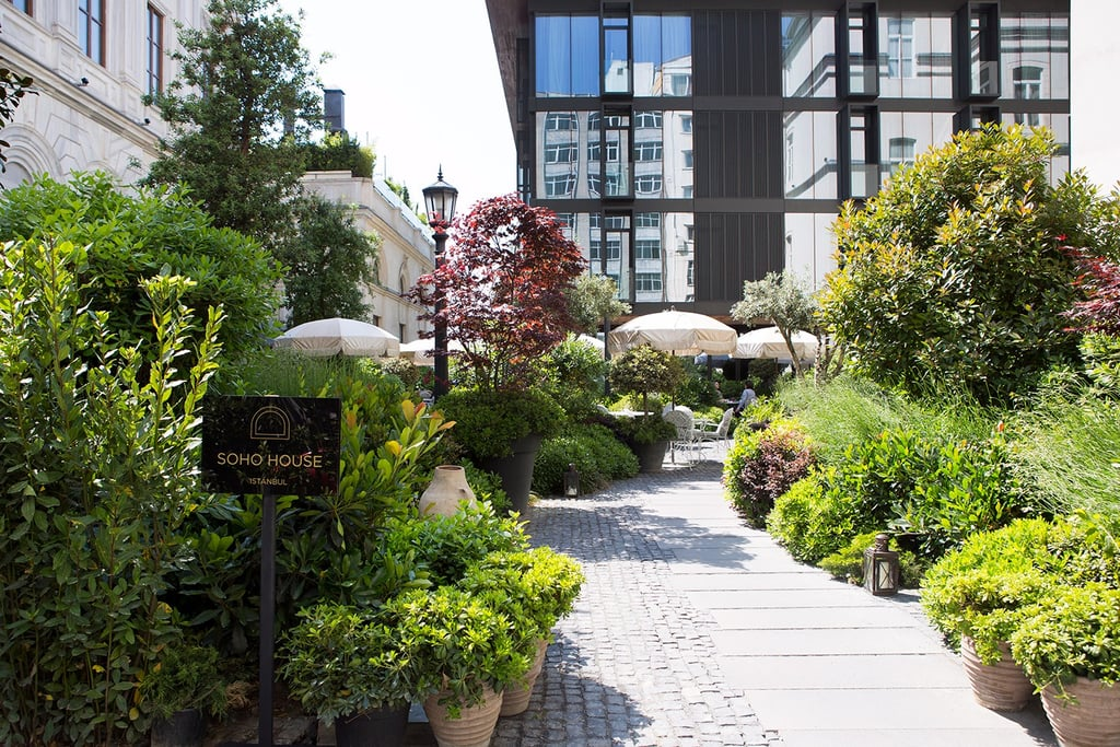 Soho House, Istanbul Review