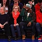 "Meryl Streep Gets ""a Little Gangsta"" With 50 Cent"