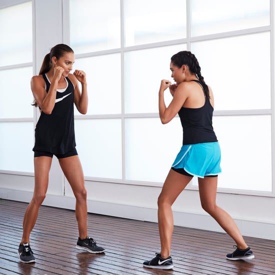 Boxing Moves to Tone Arms and Torso