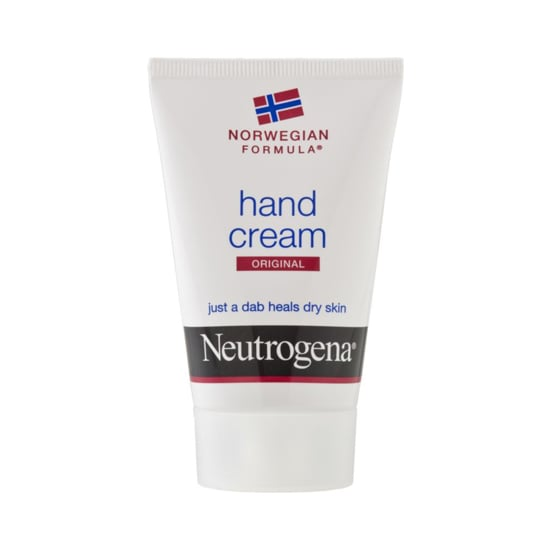 Neutrogena Norwegian Formula Hand Cream ($5) is perfectly sized to throw in your purse for on-the-go touch-ups. It also works on ashy elbows and knees if you're in a pinch.