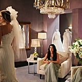 AnnaLynne McCord as Naomi, Shenae Grimes as Annie, and Jessica Stroup as Silver on 90210.