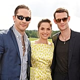 With Tom Hardy and Charlotte Riley