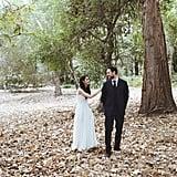 Boho Beachside Wedding