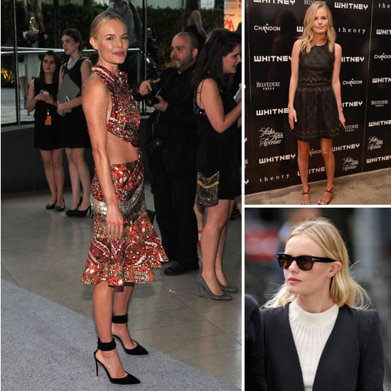 A Week In Chic With Kate Bosworth: Tailored Street Style, That Cut-Out Dress And Perfect Accessorising