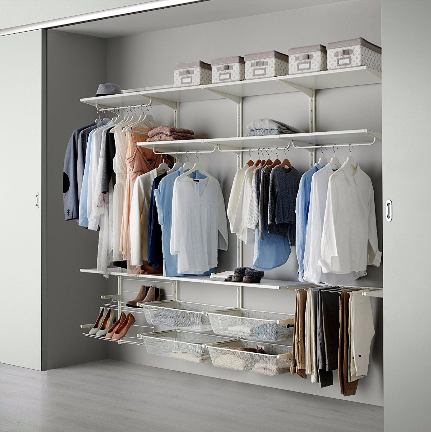 Closet Organization Products From Ikea Popsugar Home