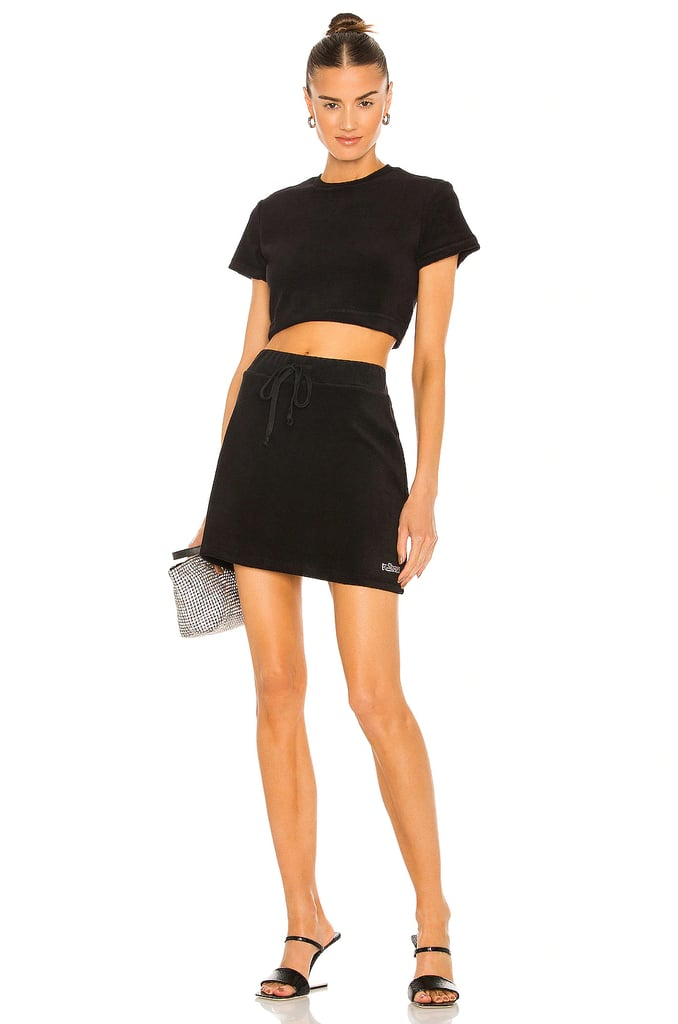 Sporty and Fun: Miaou Frida Top and Tennis Skirt