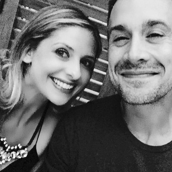 Sarah Michelle Gellar and Freddie Prinze Jr. Share the Sweetest Snap