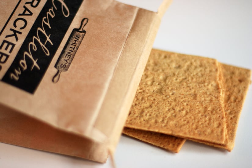 Whitney's Middlebury Maple Castleton Crackers