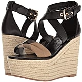Burberry Arkinson Wedge Shoes