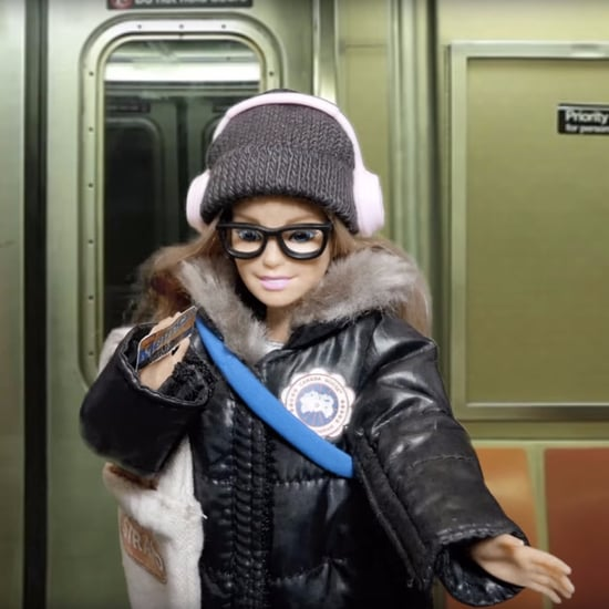 Commuter Barbie Parody Video