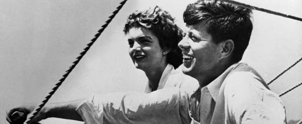 JFK and Jackie Kennedy Pictures