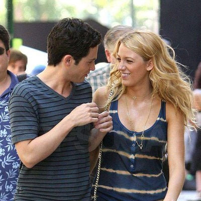 Favorite New Couple: Blake Lively and Penn Badgley