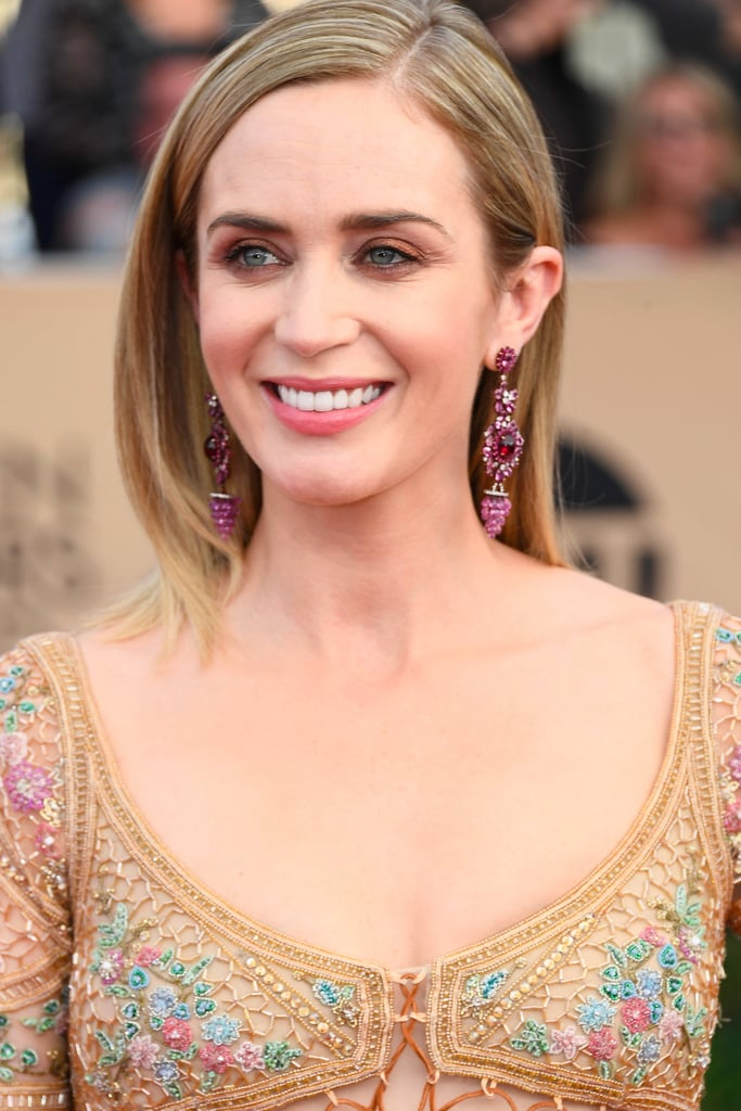 Hair and Makeup at SAG Awards 2017 | Red Carpet Pictures