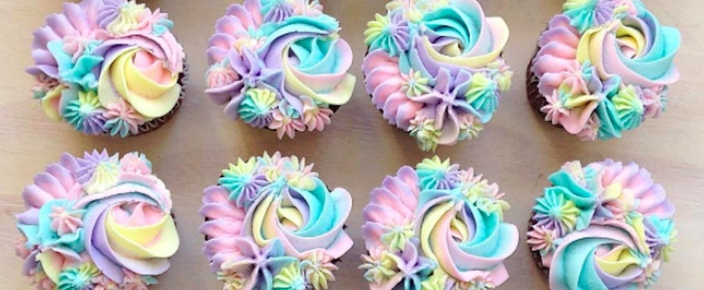 How to Make Unicorn-Inspired Cupcakes