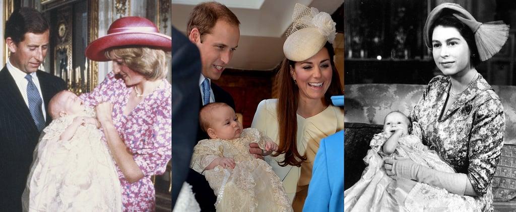 Royal Baby Christening Photos