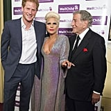 When Harry Met Lady Gaga and Tony Bennett in London