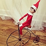 An Elf's version of SoulCycle.