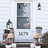 Farmhouse-Style Porch