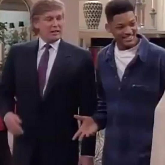 Donald Trump on Fresh Prince of Bel Air