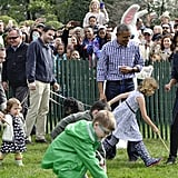 All the Cutest Moments From This Year's White House Easter Egg Roll!