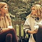 Millie and Caggie