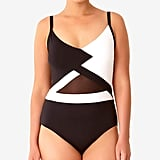 Anne Cole Hot Mesh One-Piece Swimsuit