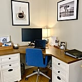 The Spacious Desk Office