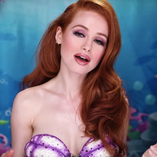 Little Mermaid Ariel Makeup Tutorials