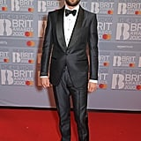Jack Whitehall at the 2020 BRIT Awards in London