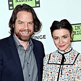 Caterina Scorsone and Rob Giles
