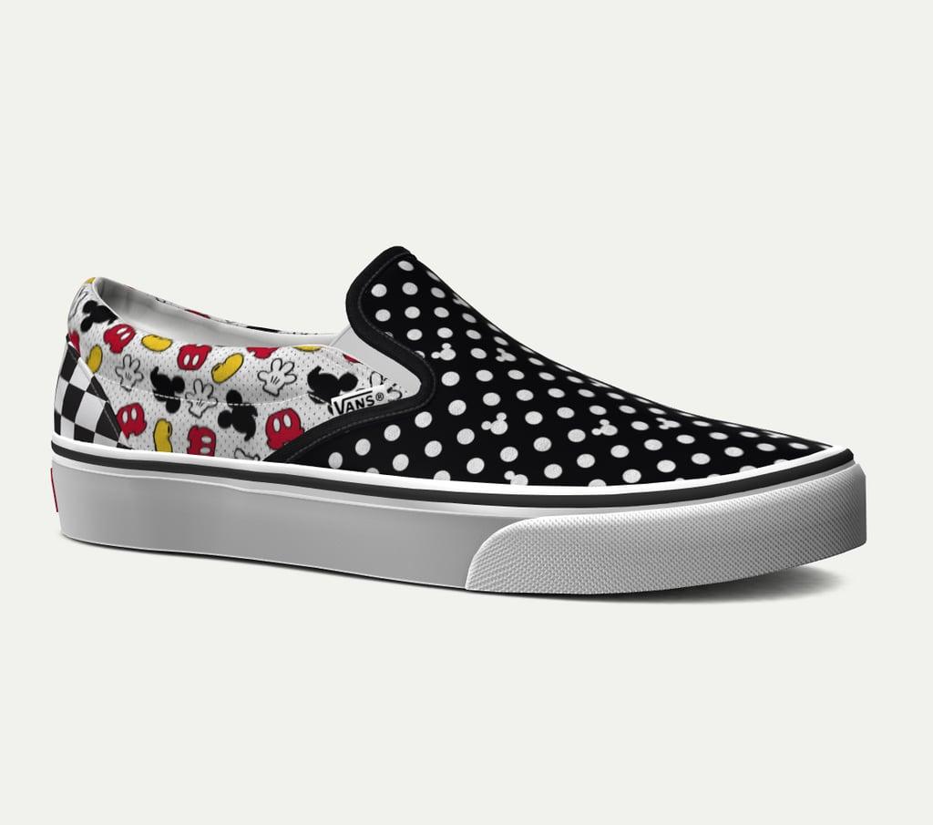 Customs Disney x Vans Slip-On