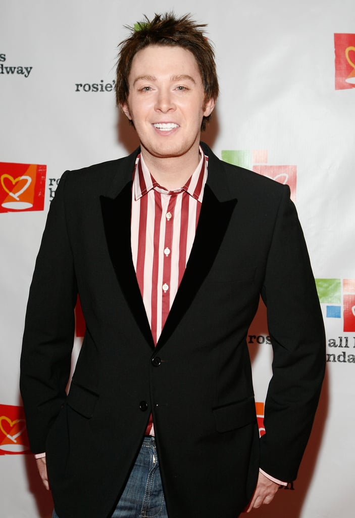 from Zaid clay aiken gay chat