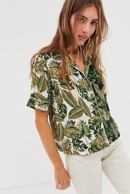 ASOS Design Hawaiian Shirt