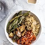 Easy Vegetarian Recipe: Easy Roasted Veggie Bowl