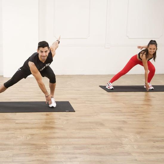 Live Workouts on POPSUGAR Fitness's Instagram, Week of 6/7