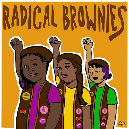Radical Brownies Girl Scout Troop