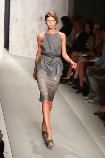 New York Fashion Week: Donna Karan Spring 2010