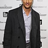 Matthew McConaughey is presenting and could pick up his first SAG Award for Dallas Buyers Club.