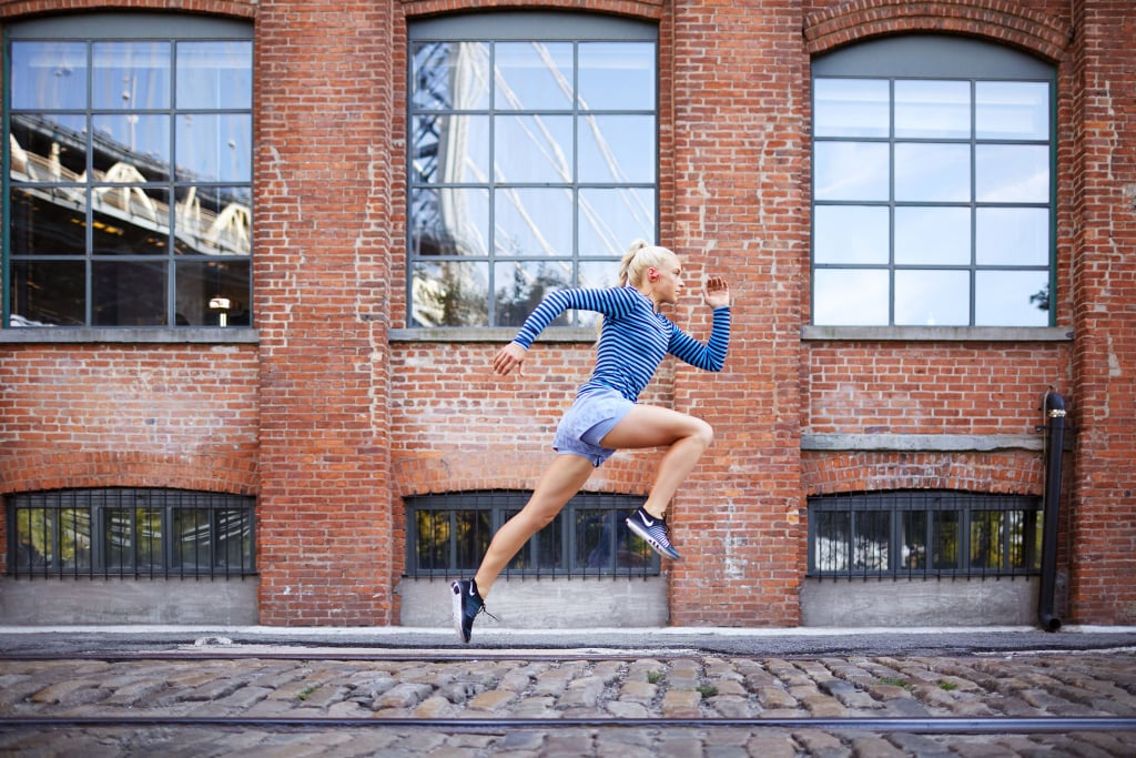 30-Minute Running HIIT Workout to Speed Up Weight Loss